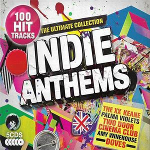 VA - Indie Anthems: The Ultimate Collection (5CD, 2019)