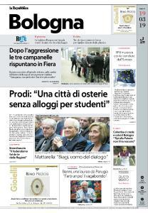 la Repubblica Bologna - 19 Marzo 2019