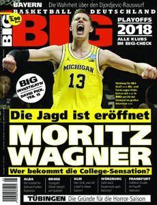 BIG - Basketball in Deutschland - Mai 2018