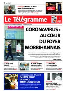 Le Télégramme Auray – 03 mars 2020