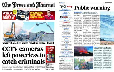 The Press and Journal Moray – July 09, 2018