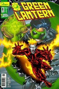 Green Lantern 08 2000