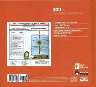Tim Maia - Racional Vol. 1 (1975) {2011 Abril ColeCoes/Vitoria Regia}