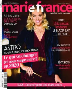 Marie France - janvier 2020
