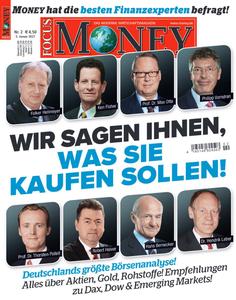 FOCUS MONEY - 05 Januar 2021