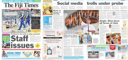 The Fiji Times – March 20, 2019