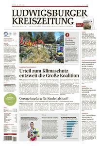 Ludwigsburger Kreiszeitung LKZ - 30 April 2021