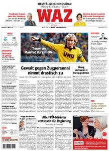 WAZ Westdeutsche Allgemeine Zeitung Castrop-Rauxel - 21. Mai 2019