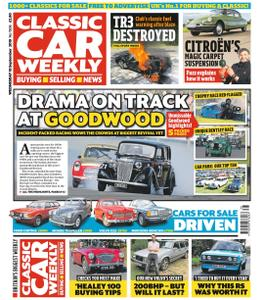 Classic Car Weekly – 18 September 2019