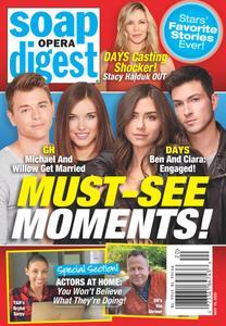 Soap Opera Digest - May 18, 2020