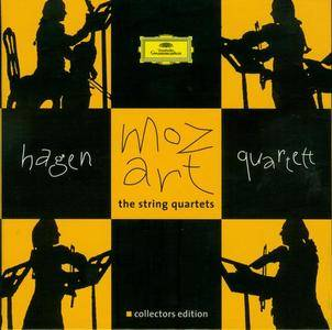 Hagen Quartett - Mozart: Complete String Quartets (2006)