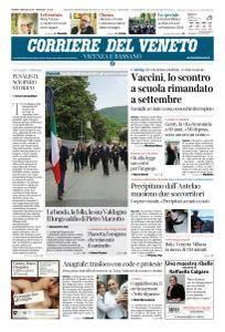Corriere del Veneto Vicenza e Bassano - 3 Maggio 2018