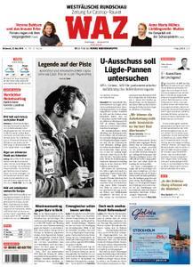 WAZ Westdeutsche Allgemeine Zeitung Castrop-Rauxel - 22. Mai 2019