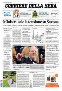 Corriere della Sera - 25 Maggio 2018