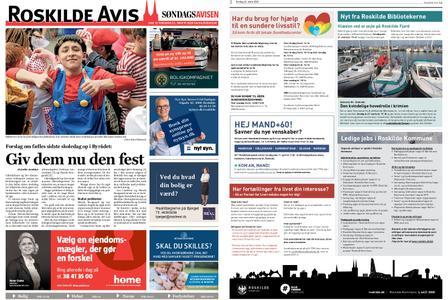 Roskilde Avis Søndagsavisen – 21. marts 2019