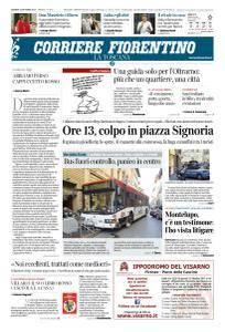 Corriere Fiorentino La Toscana - 19 Ottobre 2017