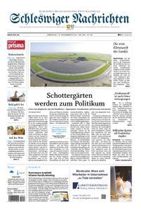 Schleswiger Nachrichten - 19. November 2019