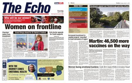 Evening Echo – March 11, 2021