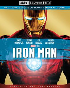 Iron Man (2008) [4K, Ultra HD]