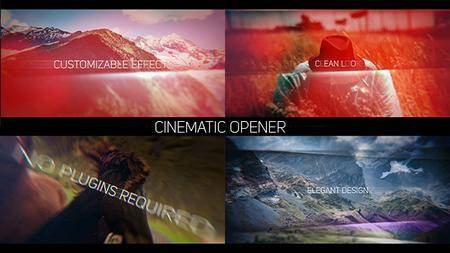 Cinematic Opener Slideshow - Project for After Effects (VideoHive)