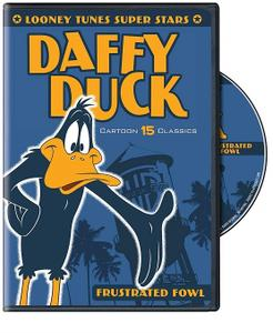 Looney Tunes Super Stars - Daffy Duck: Frustrated Fowl (1944-1965)