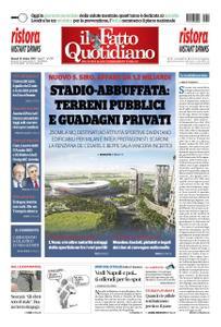 Il Fatto Quotidiano - 10 ottobre 2019