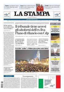 La Stampa Imperia e Sanremo - 19 Novembre 2019
