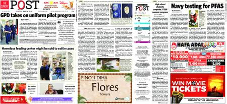 The Guam Daily Post – July 14, 2019