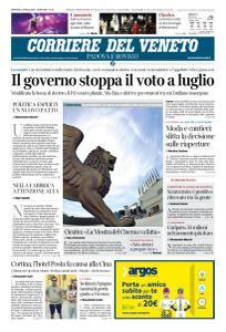 Corriere del Veneto Padova e Rovigo - 21 Aprile 2020