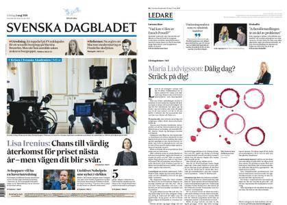 Svenska Dagbladet – 05 maj 2018