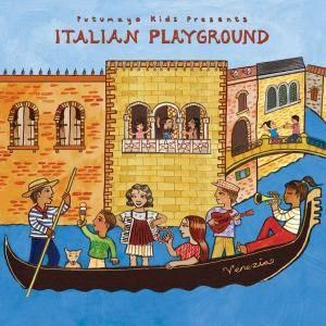 VA - Putumayo Kids Presents: Italian Playground (2017)