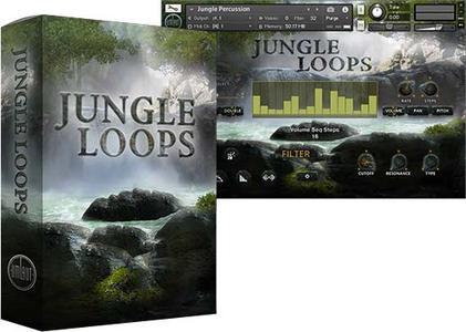 Umlaut Audio Jungle Loops KONTAKT
