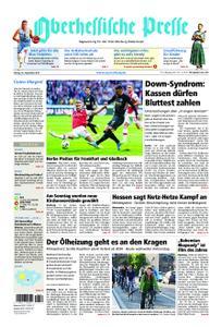 Oberhessische Presse Marburg/Ostkreis - 20. September 2019