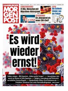 Hamburger Morgenpost – 29. Juli 2020