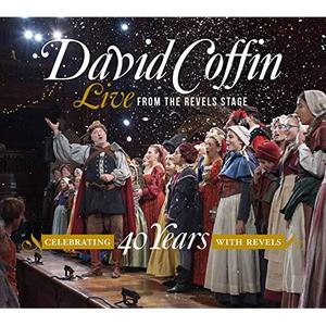David Coffin - Live from the Revels Stage (2019) [Official Digital Download 24/96]