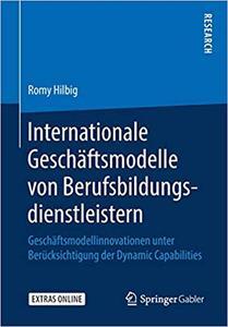 Internationale Geschäftsmodelle von Berufsbildungsdienstleistern