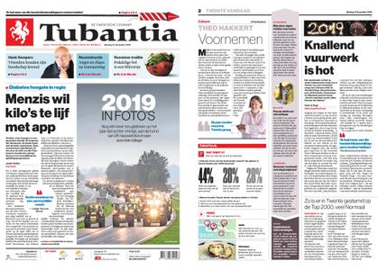 Tubantia - Hengelo – 31 december 2019