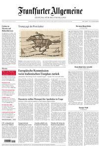 Frankfurter Allgemeine Zeitung F.A.Z. - 19. Oktober 2018