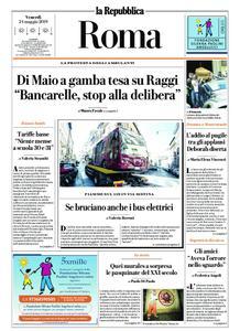 la Repubblica Roma – 24 maggio 2019