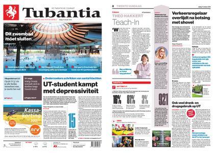 Tubantia - Enschede – 11 oktober 2019