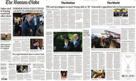 The Boston Globe – May 03, 2019