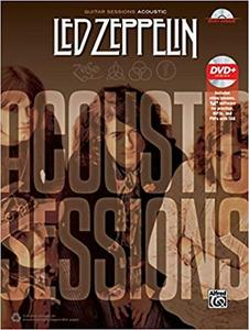 Guitar Sessions - Led Zeppelin Acoustic DVD
