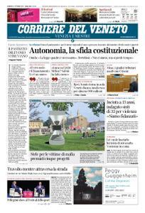 Corriere del Veneto Venezia e Mestre – 11 ottobre 2019