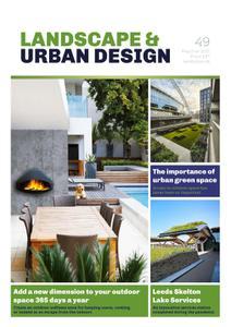 Landscape & Urban Design – May 2021