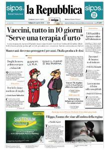 la Repubblica - 10 Aprile 2021