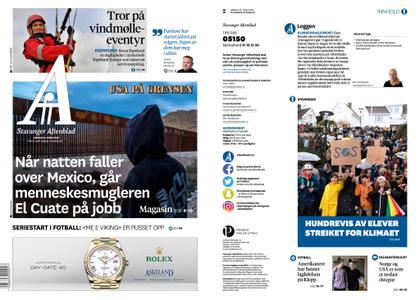 Stavanger Aftenblad – 23. mars 2019