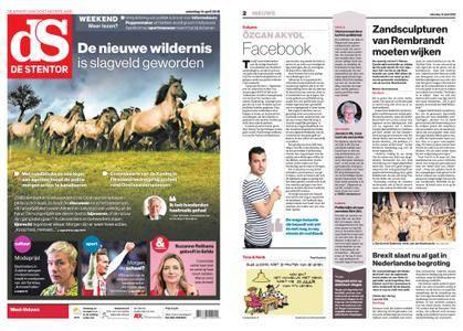 De Stentor - West-Veluwe – 14 april 2018