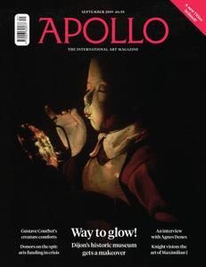Apollo Magazine – September 2019