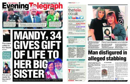 Evening Telegraph First Edition – May 07, 2018