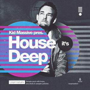 Loopmasters House Its Deep WAV REX